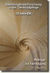 Cover Publikation 20 Jahre IDK